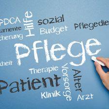 Blogbeitrag zur Pflege