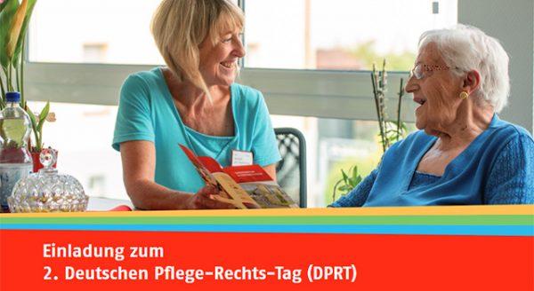 © Arbeiterwohlfahrt Landesverband Saarland e. V.. Einladung zum Deutschen Pflege-Rechts-Tag
