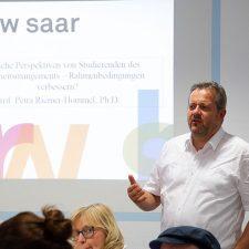 Workshop3 mit Andreas Dörr vom Pflegereferat der Arbeitskammer