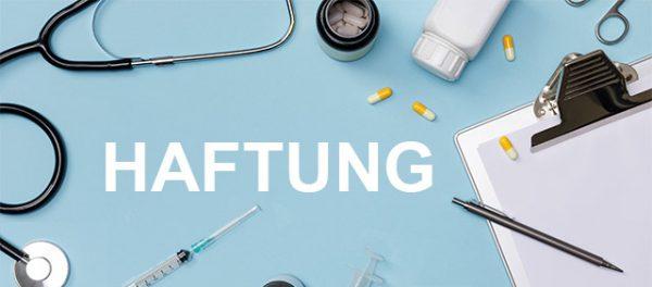 Haftung in der Pflege