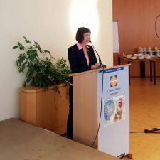 Grußwort Geschäftsführerin der Arbeitskammer Beatrice Zeiger