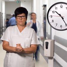 """Vorschaubild zum dritten Pflegefilm """"Eine*r von 18.000"""""""